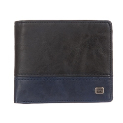 Billabong Dimension Wallet - Navy Blue