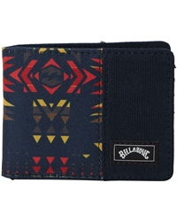 Billabong Tides Wallet - Sunset