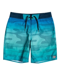 Billabong Resistance OG Boardshorts - Light Aqua