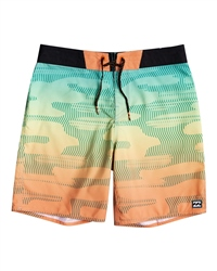 Billabong Resistance OG Boardshorts - Orange