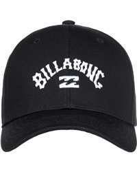 Billabong Arch Boys Snapback Cap - Black