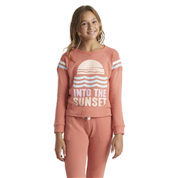 Billabong Lounge Life T-Shirt - Coral Reef
