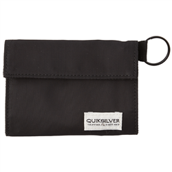 Quiksilver Adult Grom Wallet - Black