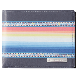 Quiksilver Freshness Wallet - India Ink