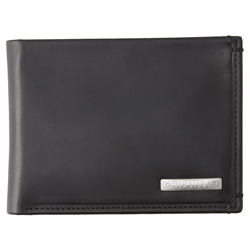 Quiksilver Lead Acktor Wallet - Black