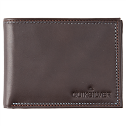 Quiksilver Mini Macbro Wallet - Black