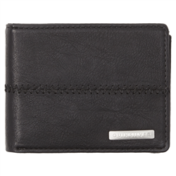 Quiksilver Stitchy 3 Wallet - Black