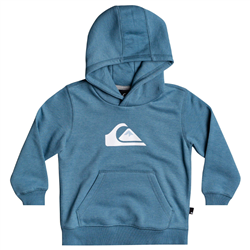 Quiksilver Big Logo Hoody - Captains Blue