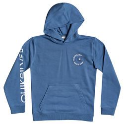 Quiksilver Into The Wide Hoody - Captains Blue