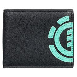 Element Daily Wallet - Off Black