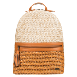 Roxy Make Some Waves Backpack - Natural