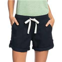 Roxy Life Is Sweeter Walkshorts - Anthracite
