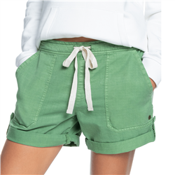 Roxy Life Is Sweeter Walkshorts - Vineyard Green
