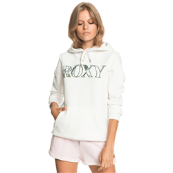 Roxy Right On Time Hoody - Snow White