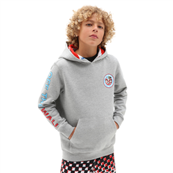 Vans Where's Waldo Hoody - Cement Heather