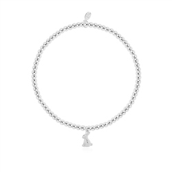 Joma Jewellery Little Be Hoppy Bracelet - Silver