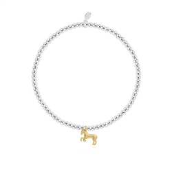 Joma Jewellery Little Horses Bracelet - Gold