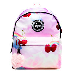 Hype Cherry Sky Backpack - Pink