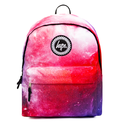 Hype Pink System Backpack - Pink