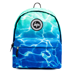 Hype Pool Fade Backpack - Blue