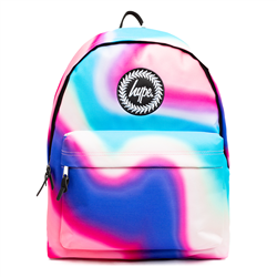 Hype Rainbow Wave Backpack - Multi
