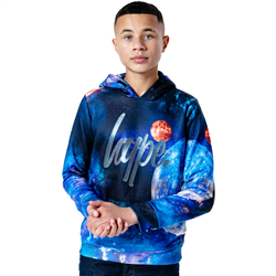 Hype Spacey Hoody - Blue