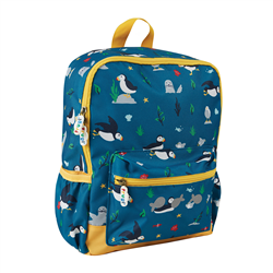 Frugi National Trust Adventurers Backpack - Puffin