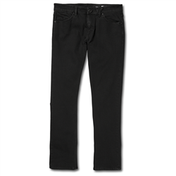 Volcom Vorta Denim Jeans - Blackout