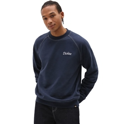Dickies Halma Sweatshirt - Navy Blue