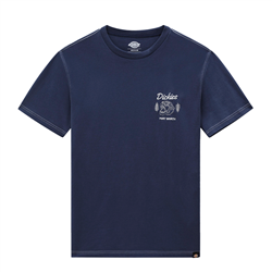 Dickies Halma T-Shirt - Navy Blue