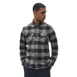 Dickies New Sacramento Shirt - Grey Melange