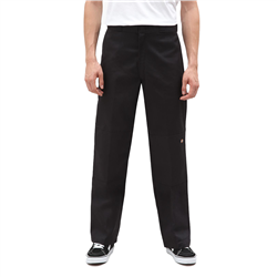 Dickies Double Knee Trousers - Black