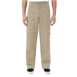 Dickies Double Knee Trousers - Khaki