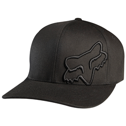 Fox Flex 45 Flexfit Cap - Black