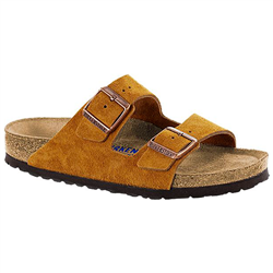 Birkenstock Arizona Soft Footbed Sandals - Mink