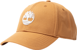 Timberland 3D Embroidery Baseball Cap - Wheat