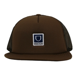 Brixton Beta MP Mesh Cap - Toffee