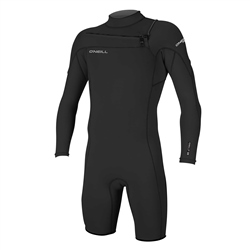 O'Neill Hammer 2mm Chest Zip Spring Suit (2021) - Black