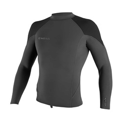 O'Neill Reactor II 1.5 Long Sleeve Top (2021) - Green, Black & Ocean