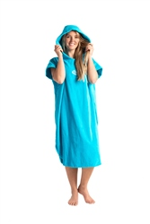 Robie Original-Series Changing Robe Small - Blue Atoll