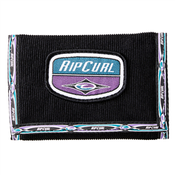 Rip Curl Surf Wallet Re-Issue Wallet - Black & Purple