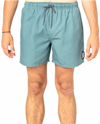 Rip Curl Easy Living Volley Shorts - Green