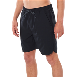 Rip Curl Pivot Volley Shorts - Black