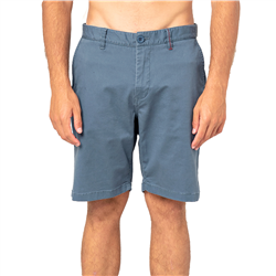 Rip Curl Travellers Walkshorts - Washed Navy