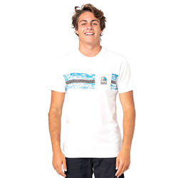 Rip Curl Sport Fashion T-Shirt - White