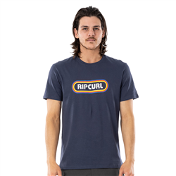 Rip Curl Surf Revival Hey Muma T-Shirt - Navy