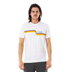 Rip Curl Surf Revival T-Shirt - White