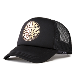Rip Curl Essential Foil Trucker - Black