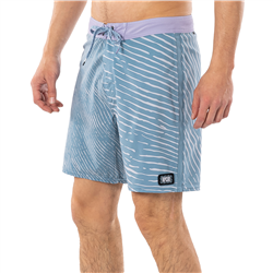 Rip Curl Mirage Mind Wave Boardshorts - Mid Blue