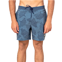 Rip Curl SWC Semi-Elastiacted Boardshorts - Washed Navy